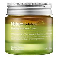Kem Dưỡng Ẩm Và Làm Mềm Da Nature Solution Blending Moisture Cream The Plant Base thumbnail