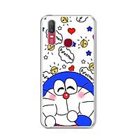 Ốp lưng điện thoại Vivo Y11 - Silicon dẻo - 0401 DOREMON03 - Hàng Chính Hãng thumbnail