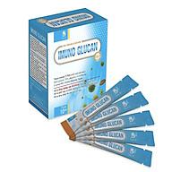 Thực phẩm bảo vệ sức khỏe IMUNO GLUCAN - Hỗ trợ tăng cường sức đề kháng, giúp cơ thể khỏe mạnh ( Hộp 20 gói x 10ml) thumbnail