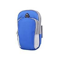 Túi đựng điện thoại, phụ kiện, tai nghe đeo tay chạy bộ (Giao màu ngẫu nhiên) - Hàng chính hãng thumbnail