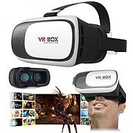 Kính Thực Tế Ảo VR BOX Trắng Cao Cấp AZONE - Hàng Nhập Khẩu thumbnail