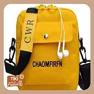 Túi đeo chéo vải Canvas nữ dáng nhỏ TV01 thumbnail