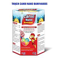 Calci Nano Thạch bamiva - bổ sung canxi, giúp xương và răng chắc khỏe thumbnail