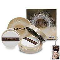 Phấn nước mỏng mịn, che phủ tốt Beauskin Luxury Cushion Hàn Quốc 2x11g (Thêm lõi) tặng kèm móc khóa cute thumbnail