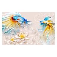 Tranh Dán Tường Phong Cảnh 3D DC1050 thumbnail