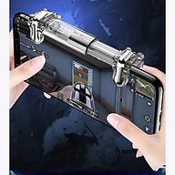 Nút Bấm Chơi Game Điện Thoại H3A Chuyên Dụng Để Chơi PUBG , ROS, LQMB thumbnail