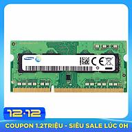 RAM Laptop Samsung 4GB DDR3L bus 1600 - Hàng Nhập Khẩu thumbnail