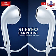 Tai nghe nhét tai cao cấp cho Smart Phone 389- Jack 3.5mm âm thanh cực êm, cực sống động - Hàng Chính Hãng thumbnail