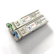 Module quang sfp 1 sợi 155Mb Aptek cặp AB - Hàng Chính Hãng thumbnail