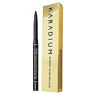 Chỉ Kẻ Mắt Chống Trôi Karadium Waterproof EyeLiner Pencil Black thumbnail