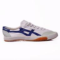 Giày bata Thượng đình trắng sọc xanh thumbnail