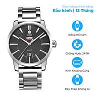 Đồng hồ nam SAMIR hiển thị lịch ngày cao cấp Trẻ trung Năng động thumbnail