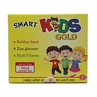 Thực phẩm bảo vệ sức khỏe SMART KIDS GOLD cho trẻ hệ tiêu hóa khỏe mạnh thumbnail