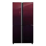 Tủ lạnh Sharp Inverter 525 lít 4 cửa SJ-FXP600VG-MR Model 2021 - Hàng chính hãng (chỉ giao HCM) thumbnail