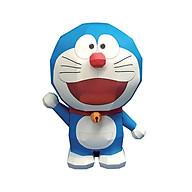Mô hình giấy cắt dán thủ công Anime Doraemon cute thumbnail