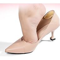 Miếng Lót Giày 4d Tiện Dụng Heel Liner 9.3x2.5cm-Giao Màu Ngẫu Nhiên thumbnail