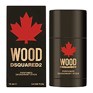 LĂN KHỬ MÙI NAM DSQUARED2 WOOD PERFUMED DEODORANT STICK 75ML thumbnail