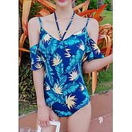 Đồ bơi liền thân nữ trẻ trung, mẫu mới xinh xắn thumbnail