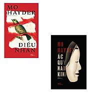 Bộ 2 cuốn tác giả Mo Hayder Điểu Nhân - Ác Quỷ Nam Kinh thumbnail