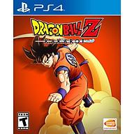 Đĩa Game Ps4 Dragon Ball Z Kakarot Hệ US - Hàng Nhập Khẩu thumbnail