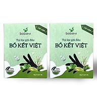 2 Hộp Túi Lọc Gội Đầu Bồ Kết Việt (dòng Tiết Kiệm) thumbnail