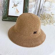 Nón Cói Nữ Chữ M Đi Biển Mũ Tai Bèo Vành Vintage thumbnail