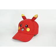 nón trẻ em Pikachu dễ thương thumbnail