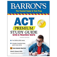 ACT Premium Study Guide With 6 Practice Tests (Barron s Test Prep) thumbnail