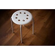 Ghế đẩu tròn sắt sơn tĩnh điện thumbnail