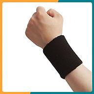 Băng cổ tay thấm mồ hôi thể thao nam nữ Boer 0230 Sports Bandage Aol (1 chiếc) - Băng thấm mồ hôi, cuốn cổ tay thể thao - Chạy bộ, đạp xe, bóng đá, bóng bàn, bóng chuyền, hoạt động ngoài trời - Hàng chính hãng thumbnail