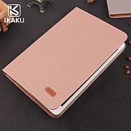 Case cho iPad 2 3 4 thương hiệu Kaku Silk Leather Pc - Hàng nhập khẩu thumbnail