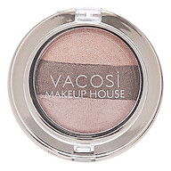 Phấn Mắt Phối 3 Màu Vacosi Eyeshadow (5g) thumbnail
