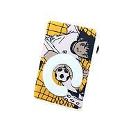 Máy nghe nhạc mp3 chữ C họa tiết hình cậu bé đá bóng tặng tai nghe và dây sạc thumbnail