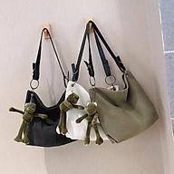 BD004 - Túi vải quai dây nịt, thiết kế đơn giản chuẩn Quảng Châu thumbnail