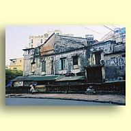 Tranh Canvas Treo Tường Hà Nội Phố - Công Nghệ In UV Nhật Bản - Màu Sắc Đẹp Sắc Nét thumbnail