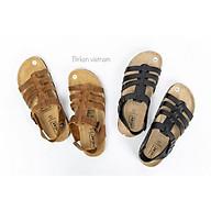 A012- Sandal chiến binh da bò Birken Bioline Unisex (Đế trấu) Bioline Store thumbnail
