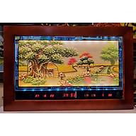 Tranh đá quý lịch vạn niên, Đồng quê ngày mùa -2063 thumbnail
