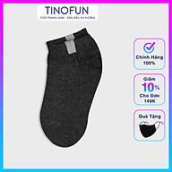 Tất vớ nam nữ cổ ngắn TINOFUN mã TF8 đẹp Cao Cấp Freesize kiểu Tất chân thấp cổ thumbnail