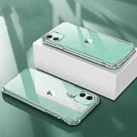 Ốp Silicon TPU Leeu Design dành cho iPhone 11 11 Pro 11 Pro Max_ Hàng Nhập Khẩu thumbnail