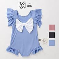 Bộ bikini nơ xinh xắn cho bé gái ( B0001) thumbnail