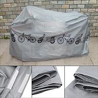 Áo trùm bạt phủ xe máy cao cấp chống nắng chống nước chất liệu bền đẹp thumbnail