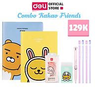 Quà tặng cho bé - Combo Kakao và những người bạn Deli - Gồm 9 sản phẩm phiên bản giới hạn thumbnail