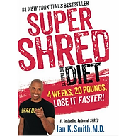 Super Shred The Big Results Diet 4 Weeks, 20 Pounds, Lose It Faster thumbnail