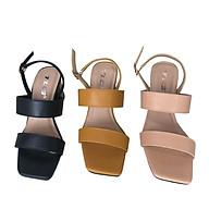 Sandal quai ngang nữ siêu thời trang thumbnail