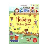 Usborne Holiday Sticker Book thumbnail