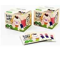 Gạc vệ sinh răng miệng trẻ em Baby Bro (25 miếng hộp) thumbnail