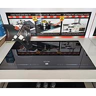 Bếp Điện 2 Vùng Nấu Civin EI-8262 Điều Khiển Cảm Ứng Trượt Slide, Chip Xử Lý IGBT SIMENS Made in Germany, Bo Mạch Điều Khiển ITALIA - Hàng Chính Hãng thumbnail