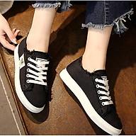 Giày thể thao nữ - giày vải, đế cao su cực bền cực chất Mã GN04 thumbnail