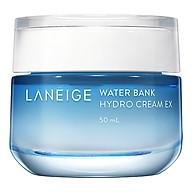 Kem dưỡng ẩm dành cho da dầu và da hỗn hợp Laneige Water Bank Hydro Cream Ex 50ml thumbnail