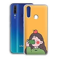 Ốp lưng dẻo cho điện thoại Vivo Y12 - 01222 7899 GIRL01 - in hình chibi dễ thương - Hàng Chính Hãng thumbnail
